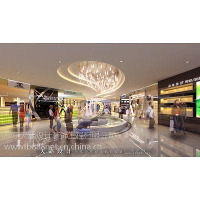 欢迎延安商场装修设计客户联系天霸设计