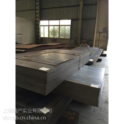 兴化市锈红色钢板丨宝钢工程机械耐候钢丨园艺耐候钢经销商