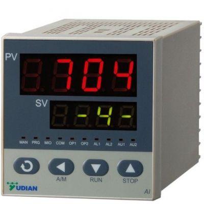 供应宇电AI-704M四路巡检仪/温度变送器/压力显示表
