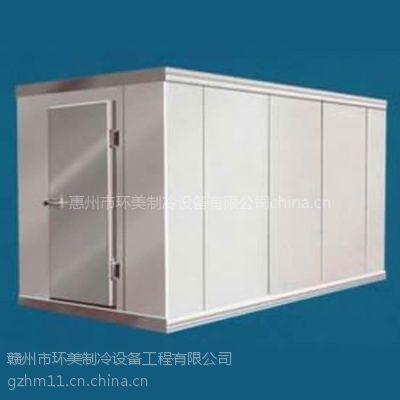 组合冷库施工案例|冷库工程施工案例