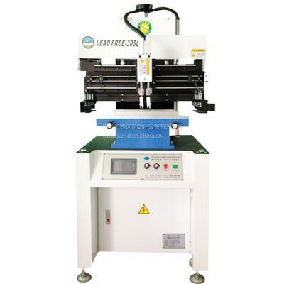 路远半自动锡膏印刷机LUYUAN3070