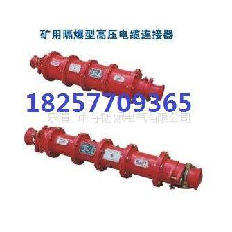 供应和宇LBG1-200/6KV矿用隔爆型高压电缆连接器