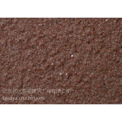 北京真石漆施工|亿达亚安(图)|喷涂真石漆施工