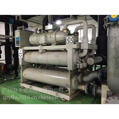 科学城空调回收、广州冷水机回收、二手空调回收