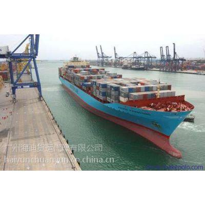 武汉到青岛海运门到门运输船公司
