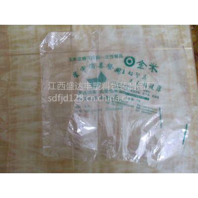 供应鹰潭POF袋,POF热收缩塑料袋袋,POF胶袋,餐具包装袋。