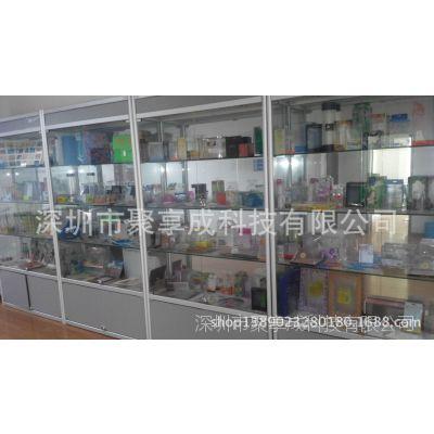 各种PETPVCOPP胶片材质UV平板印刷加工胶盒透明卡盒雨刷奶瓶玩具