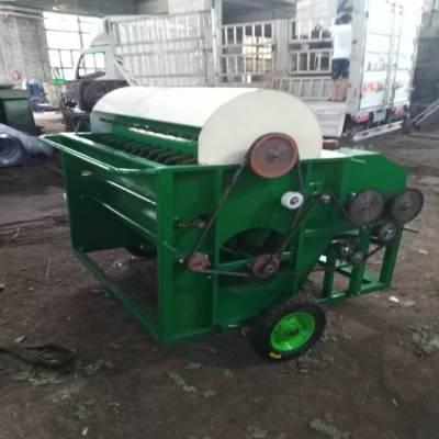 苏州毛豆摘荚机整机质保 圣嘉全自动青豆采摘机规格