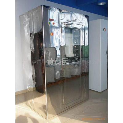 供应QS风淋室-QS专用风淋设备-KLC品牌专为您订做