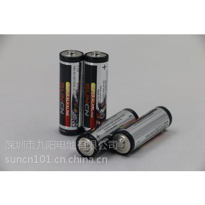 厂家供应J九阳品牌AALR6Y 碱性干电池
