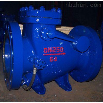 HH44X-10/16/26C DN350 HH44X-25P不锈钢微阻缓闭式止回阀