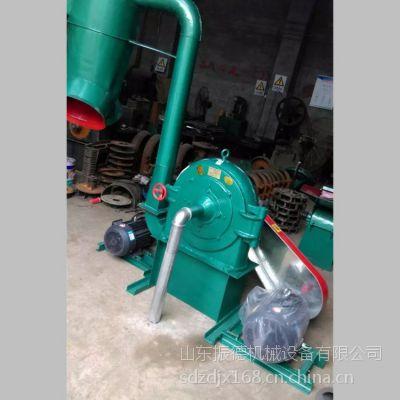 新型万能地瓜秧粉碎机 饲料厂齿盘式饲料粉碎机
