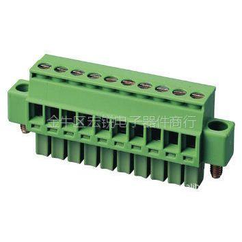 供应台湾町洋接线端子螺钉压紧式插头EC350RLML.量大从优