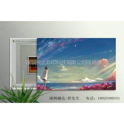 供应深圳电表箱装饰画彩印机多少钱