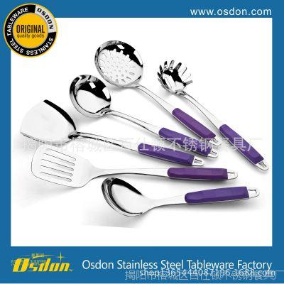 不锈钢烹饪勺铲 厨房用具 饭店必备  裸铲/饭勺/大漏系列用具