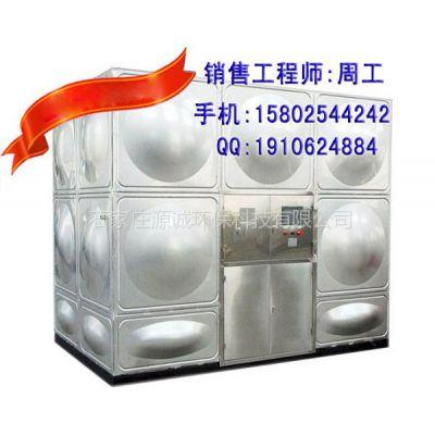供应吉安智能化箱式泵站,吉安自动稳压给水设备报价,您的用水专家