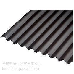 供应波形沥青防水板防水板价格