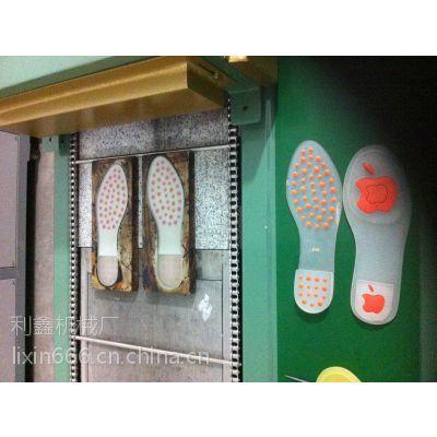 pvc鞋底自动点胶机,鞋材设备