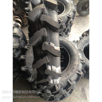 现货供应4.00-12 旱田人字 农用拖拉机轮胎