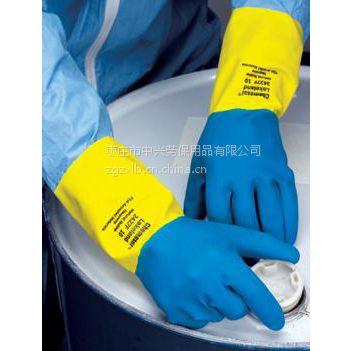 氯丁橡胶与天然橡胶混合型手套