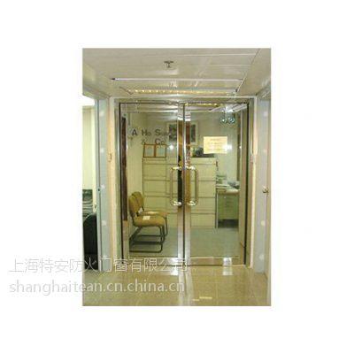 大玻璃防火门 不锈钢玻璃防火门厂家 上海