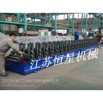 恒星厂家直销太阳能光伏支架生产线成型机设备