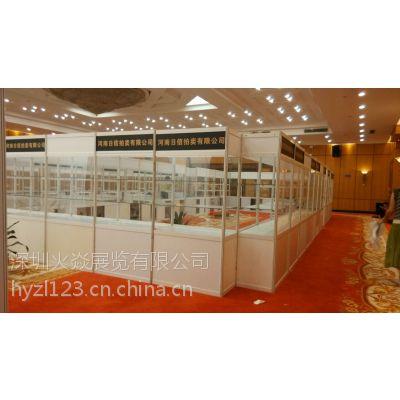 深圳展板配展示柜出租 标滩配锁柜租赁