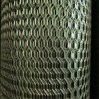 六角型钢板网 防护钢板网 脚手架钢笆片