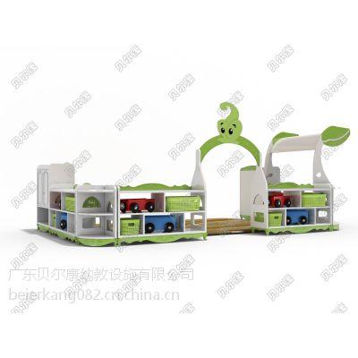 贝尔康欧式组合柜 玩具柜 幼儿园区域角柜子
