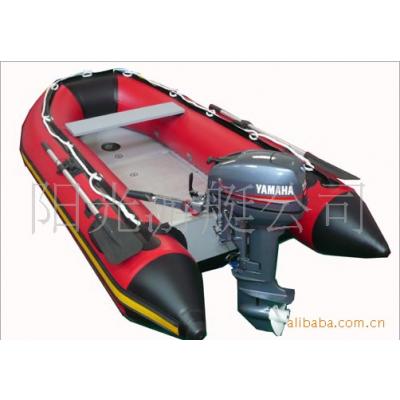 供应厂家直销2.9mPVC充气艇,钓鱼艇