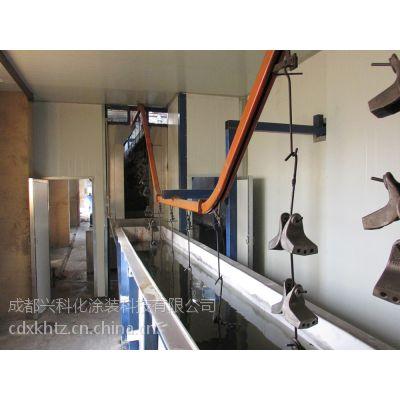 兴科牌LH型四川成都涂装生产线设计制造