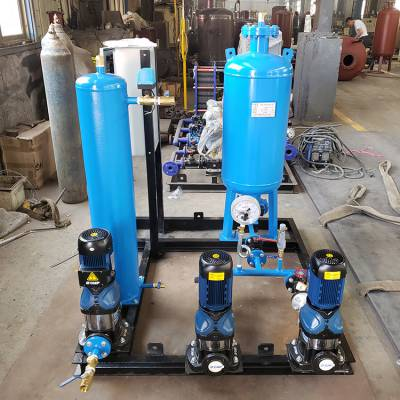 德州卓智 生产 冷凝水回收器 凝结水回收设备 厂家