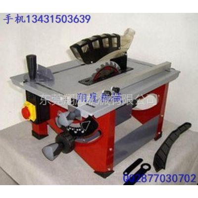 供应木工开料机 木工带锯机/带锯/锯床8寸木工小带锯 台式木工锯床