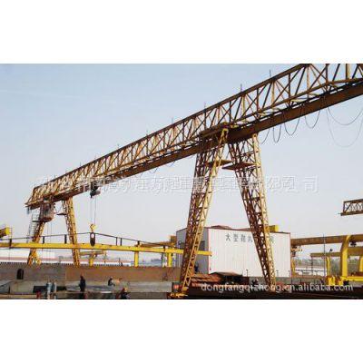 供应MH电动葫芦门式起重机(桁架式) 厂家直供 价格低廉