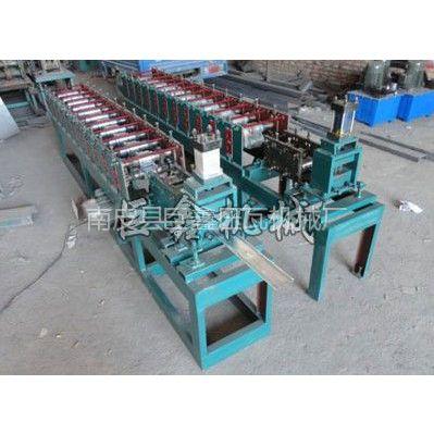 供应巨鑫压瓦机械厂供应优质锌钢百叶窗机械设备质量好