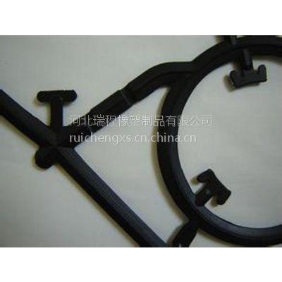 板式换热器橡胶密封条垫 板换橡胶垫圈