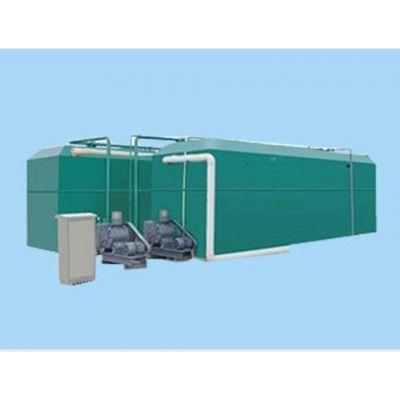 供应诸城专业供应高效餐具清洗污水处理设备---诸城广晟