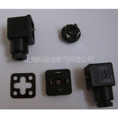 供应供应MPM电磁阀与压力传感器用连接器