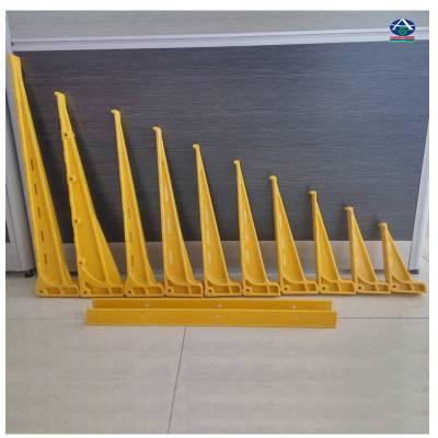 螺钉式电缆支架型号 玻璃钢SMC支架价格 250 300 350 400 六强