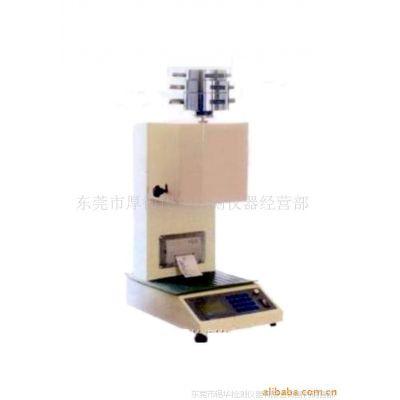 供应熔融指数仪(图) 熔融指数测试仪熔融指数