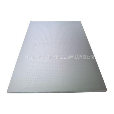 供应银美精工真空吸气平台YM-1800*1200*42.5硬质阳极氧化真空吸附平台