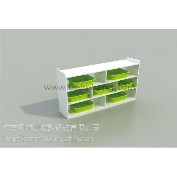 贝尔康BEK5-90D分区柜 幼儿园专业白色烤漆分区柜