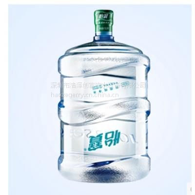 金松水业怡宝纯净水桶装水深圳送水18.9L