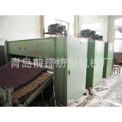 供应无纺布机械设备、宽幅针刺土工布生产线