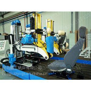 河北精工承接驱动桥试验台基座的加工,静扭试验台底座的制作