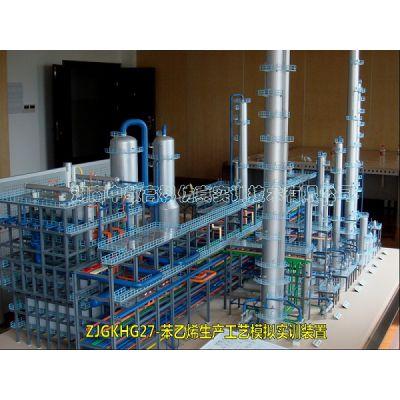 ZJGKHG25-聚乙烯生产工艺模拟实训装置