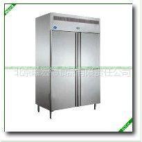 供应四门冰柜|厨房冷柜|冷冻冷藏柜|双温冰柜|北京厨房冷柜