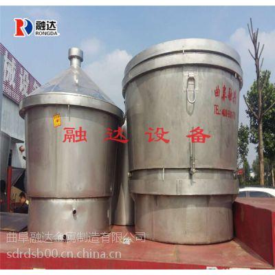 大安家用酿酒设备 小型酿酒设备 白酒冷却器