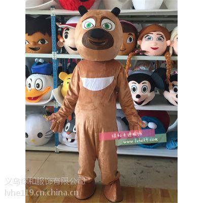 绿和卡通熊大熊二光头强卡通人偶服装道具熊出没行走玩偶专业定做外贸代发