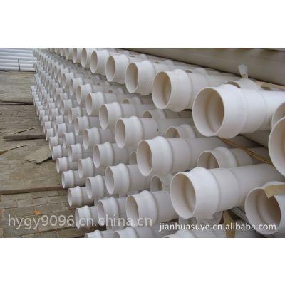 PVC给水管厂家110报价